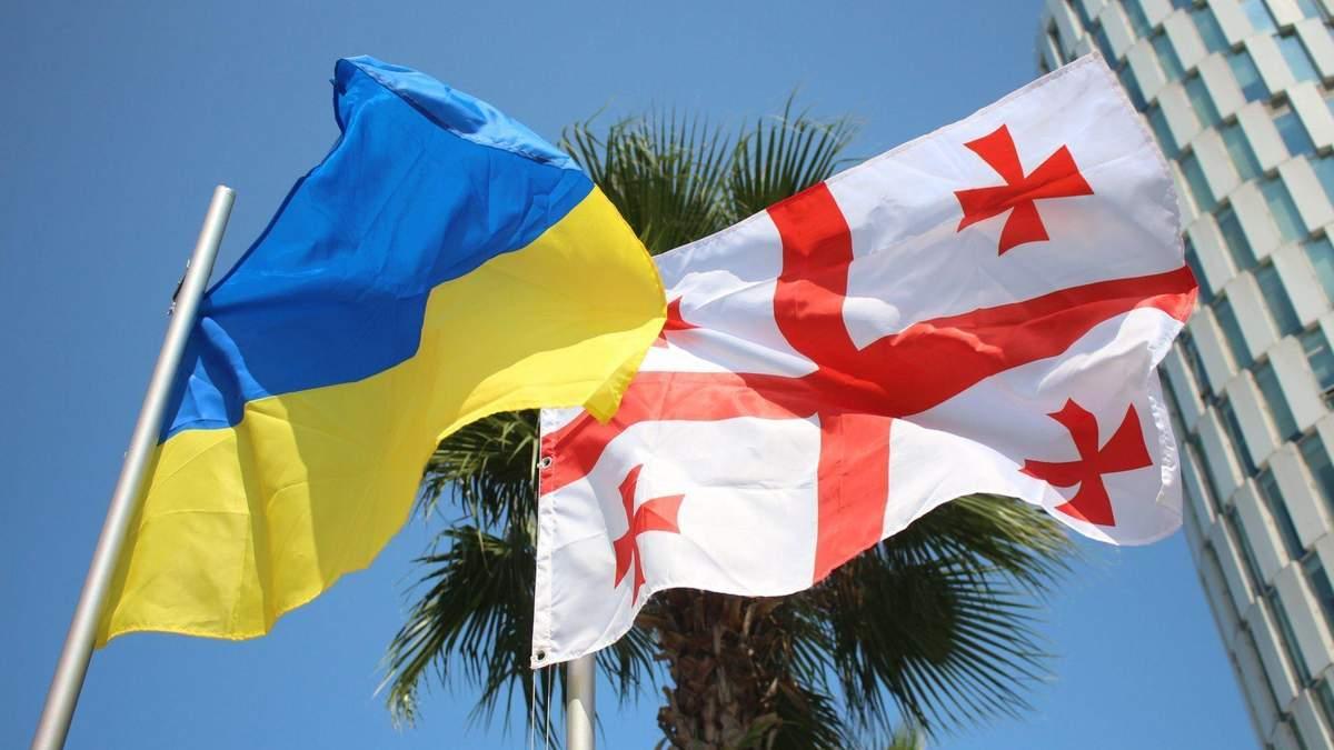"""""""Не допускайте до влади проросійські сили"""": Грузія дала поради Україні"""