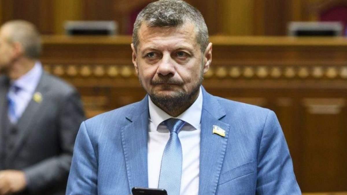 Дубинського підтримав корупціонер Мосійчук