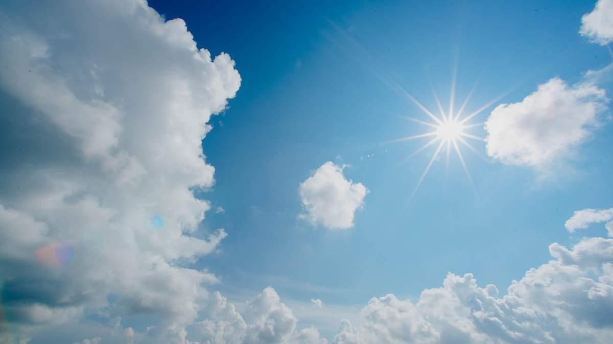 Погода 21 липня 2019 Україна – прогноз погоди від синоптика
