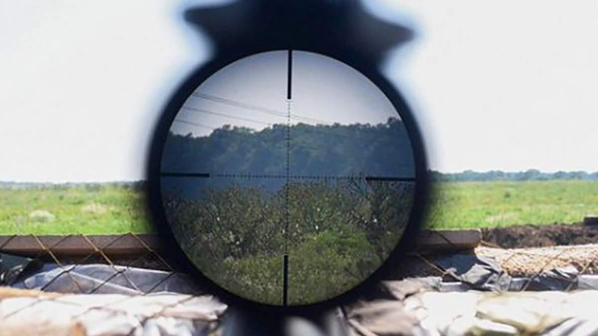 Снайперы боевиков убили 2 бойцов ООС