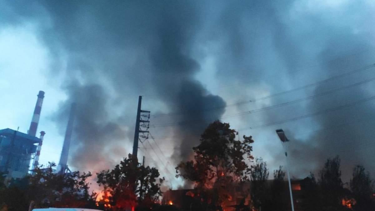 У Китаї на заводі стався потужний вибух: є загиблі (фото, відео)