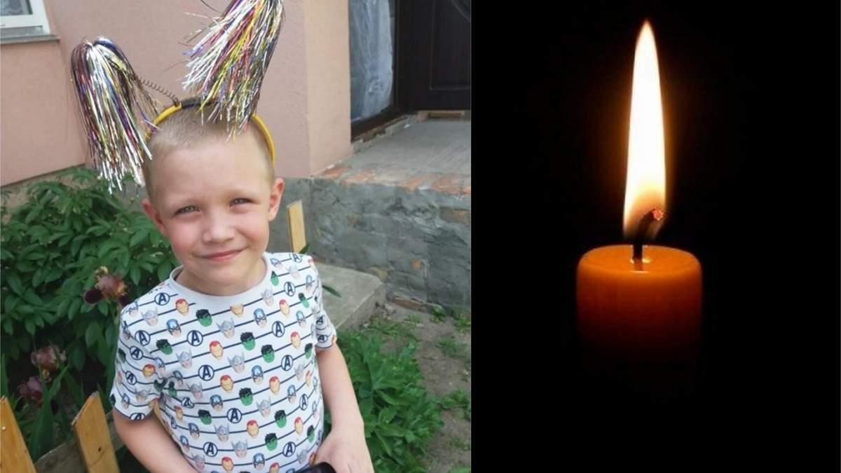 Під арешт взяли неповнолітнього підозрюваного у вбивстві 5-річного Кирила Тлявова