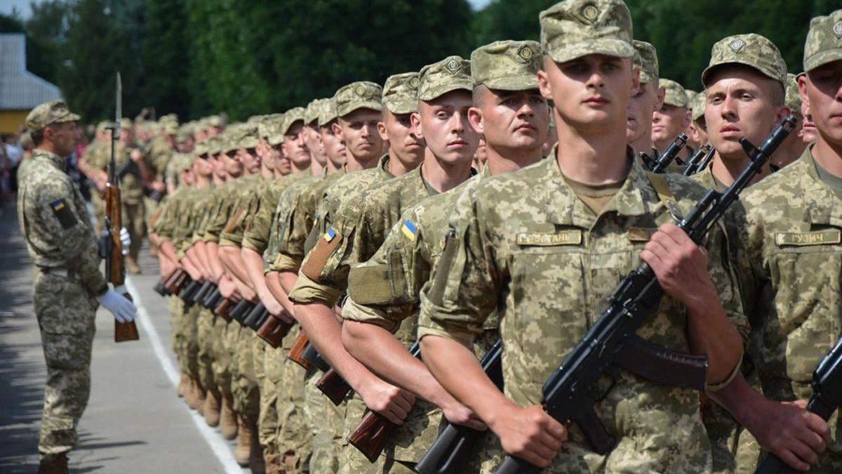 Що загрожує випускникам військових навчальних закладів, які відмовляються від служби в ЗСУ