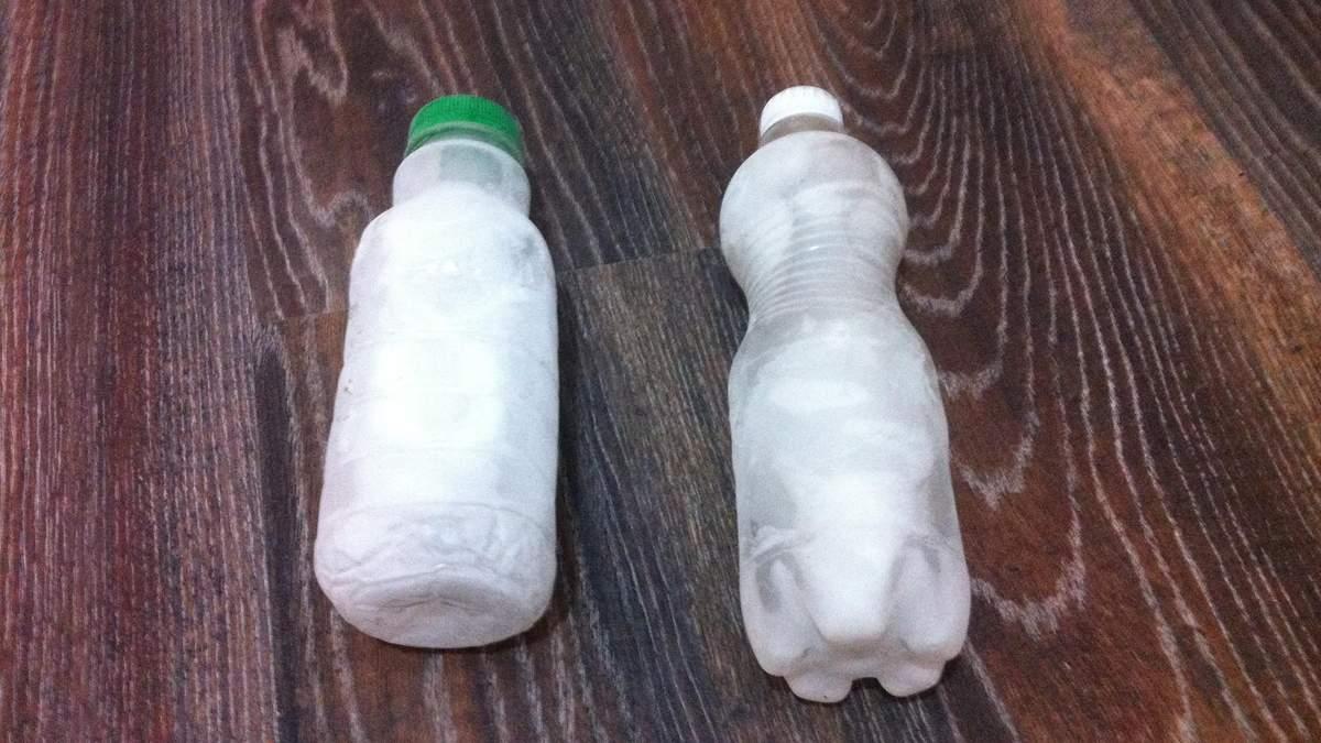 У Луганську шість жінок і дитина отримали хімічні опіки: причина – тріснула пластикова пляшка з розчином перекису водню