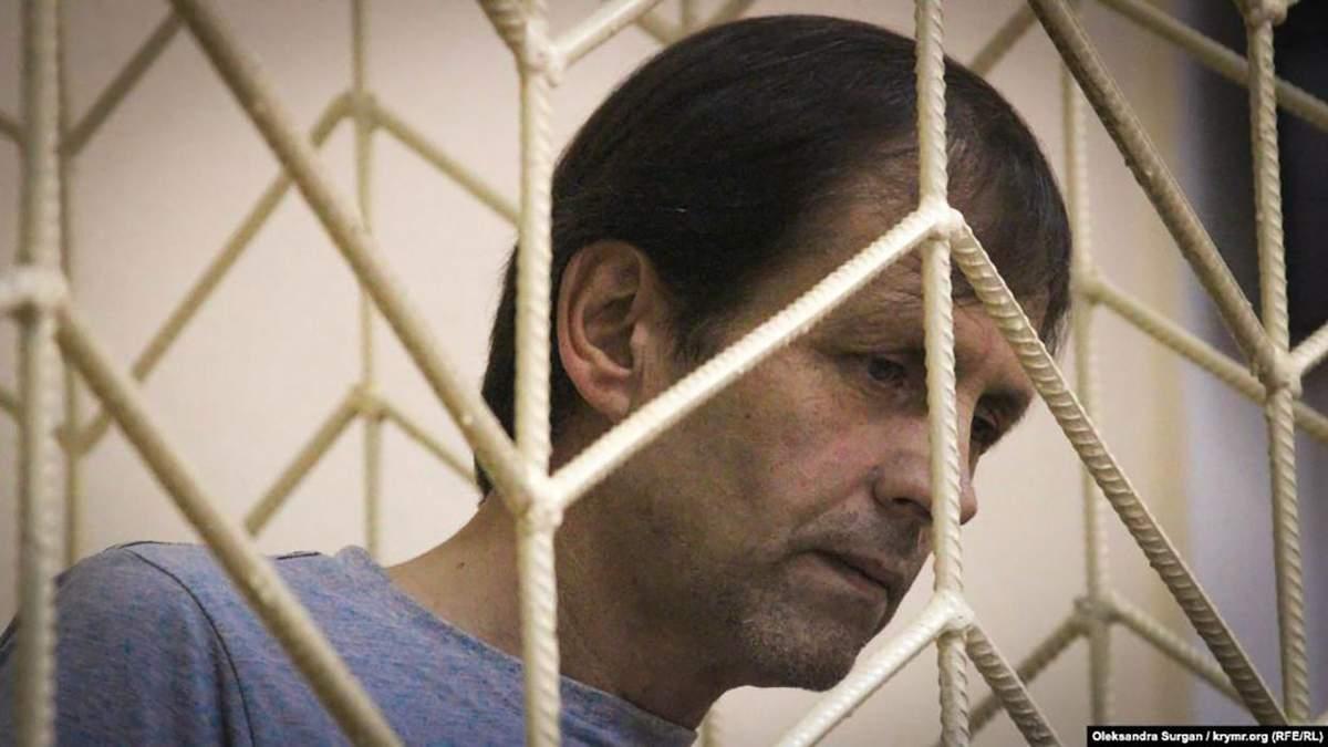 Владимир Балух, пленник Кремля