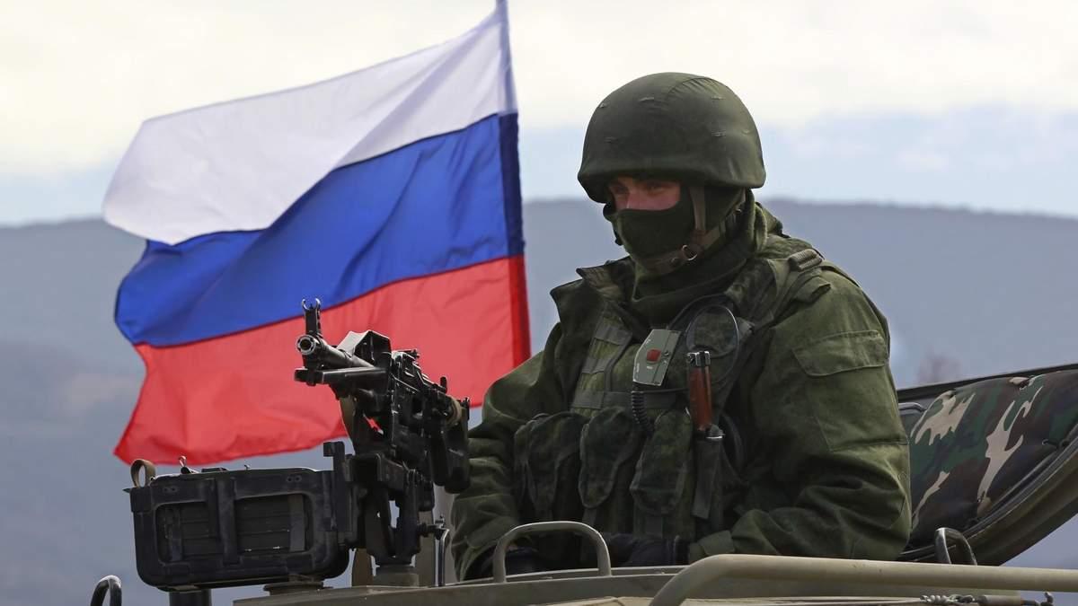 Російські військові присутні на білорусько-українському кордоні?