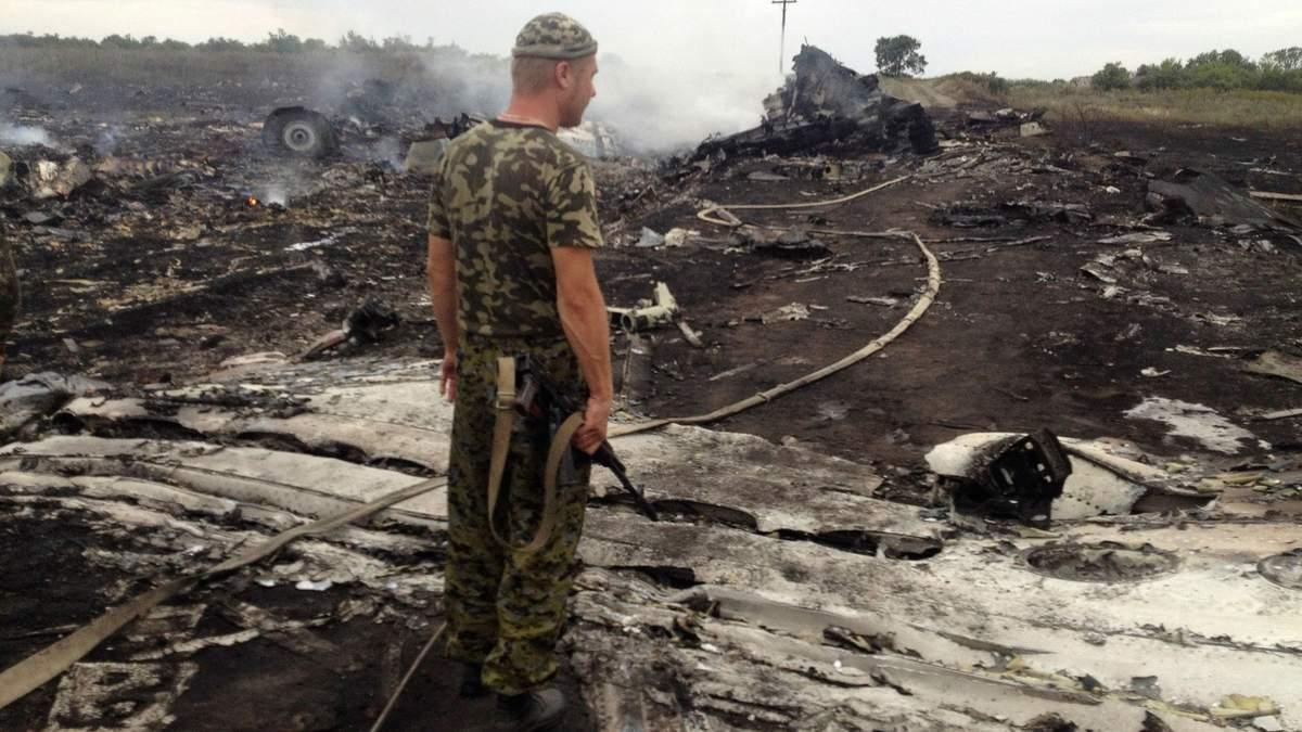 """Водія тягача, що перевозив """"Бук"""", НЕ затримували, – СБУ про справу збитого Boeing MH17"""