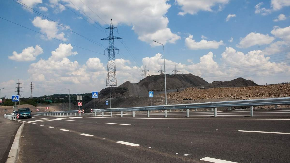 Северное шоссе, Запорожье
