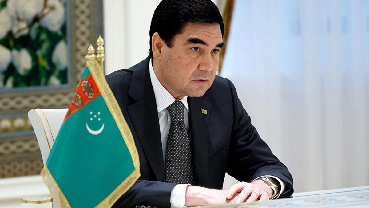Президент Туркменістану Гурбангули Бердимухамедов – біографія