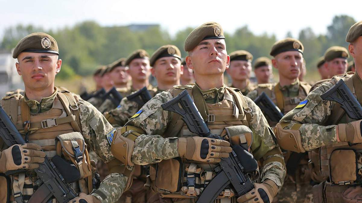 Сколько в Украине участников боевых действий