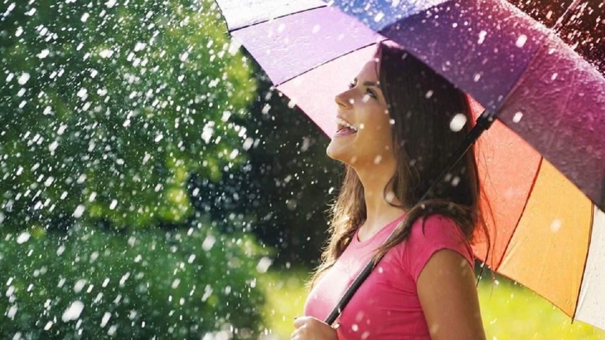 Погода 23 июля 2019 Украина – синоптик обещает дождь, но тепло