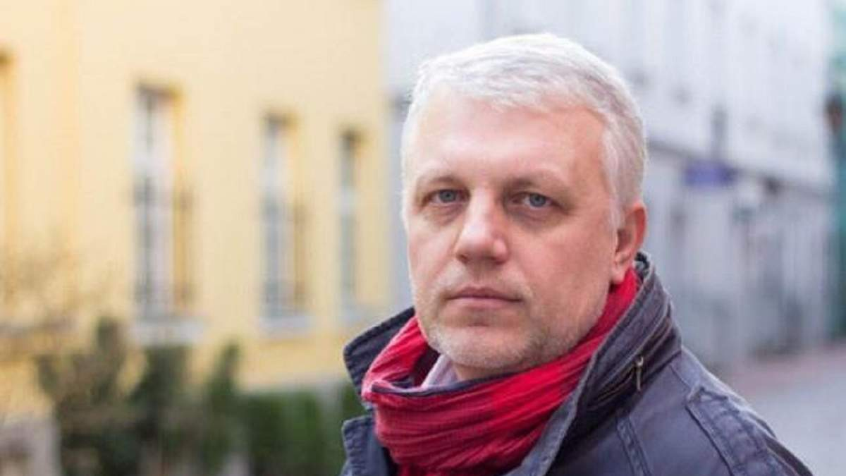 Убийство Павла Шеремета: глава Нацполиции Князев отчитался перед Зеленским