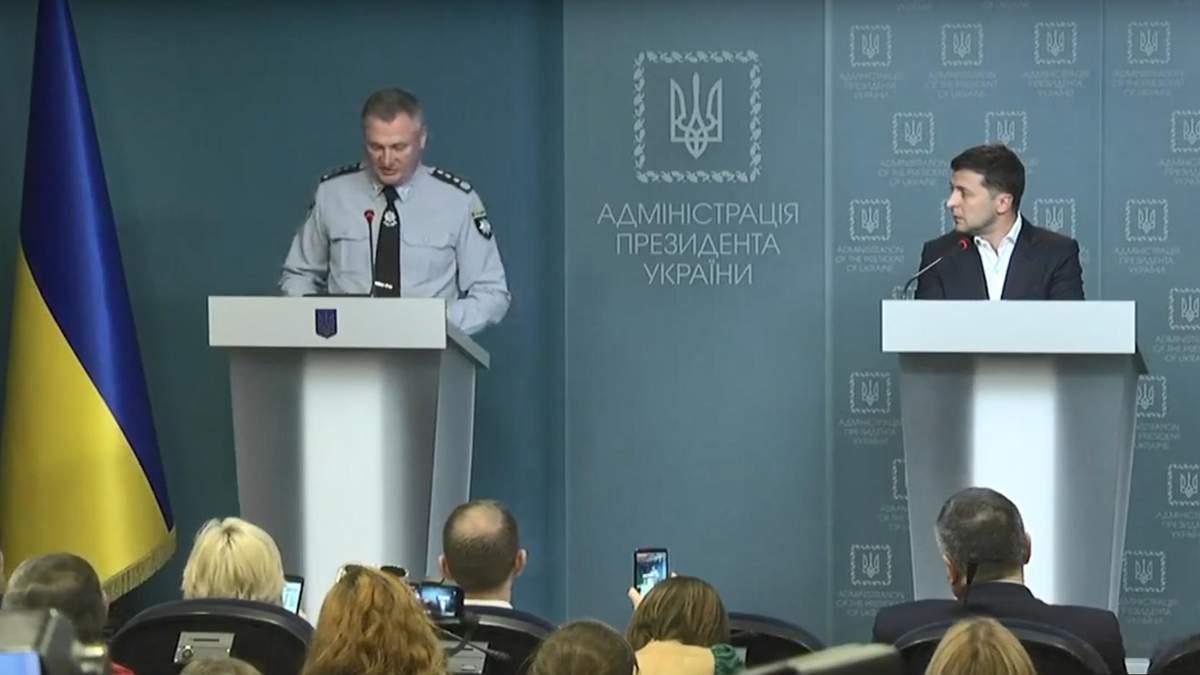 Брифінг Князева та Зеленського щодо справи вбивства Шеремета