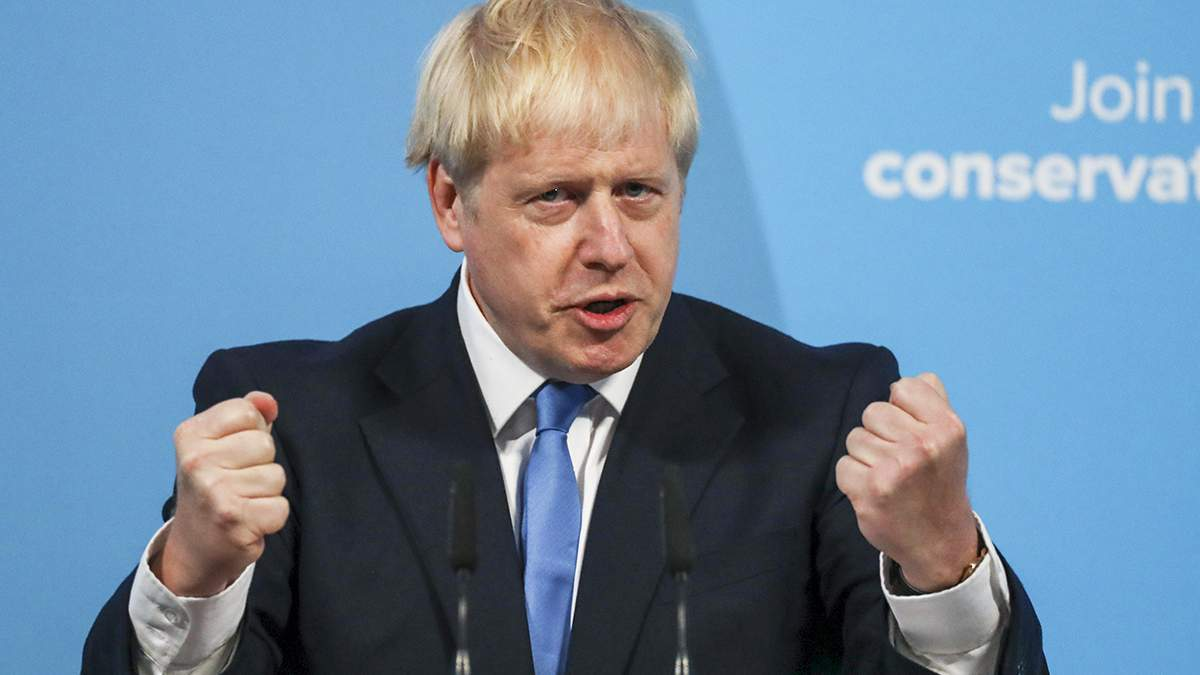Борис Джонсон – біографія, особисте життя прем'єра Британії