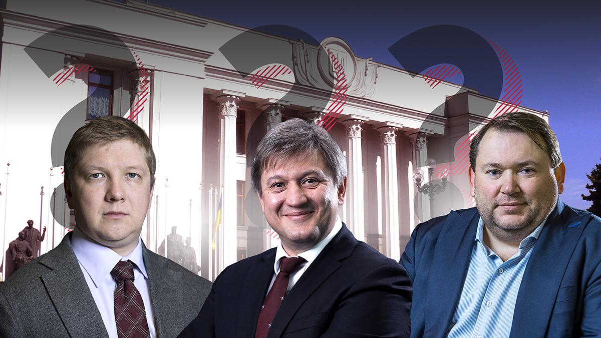 Хто стане новим прем'єром?