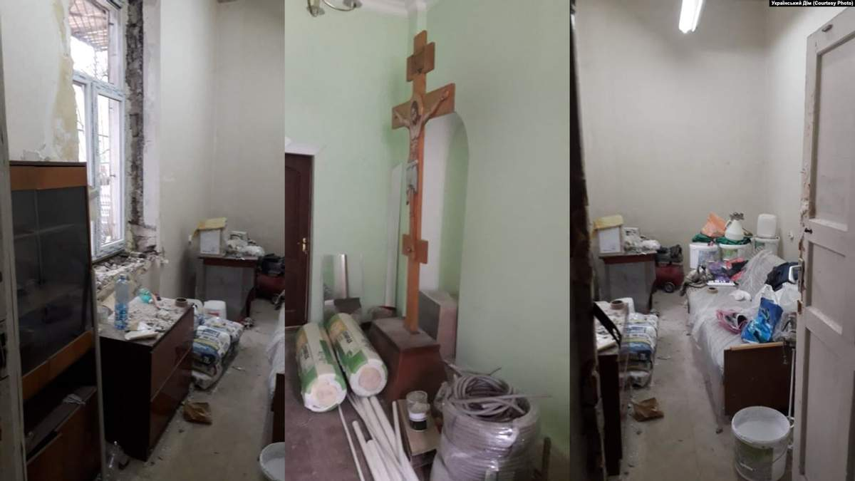 В окупованому Сімферополі пограбували собор ПЦУ, – архієпископ Климент
