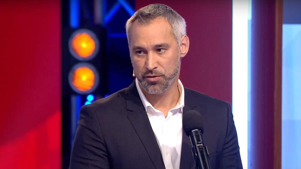 Рябошапка назвал первые шаги в случае назначения генпрокурором