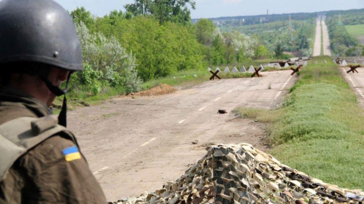 Боевики в Донбассе 1 раз нарушили перемирие,