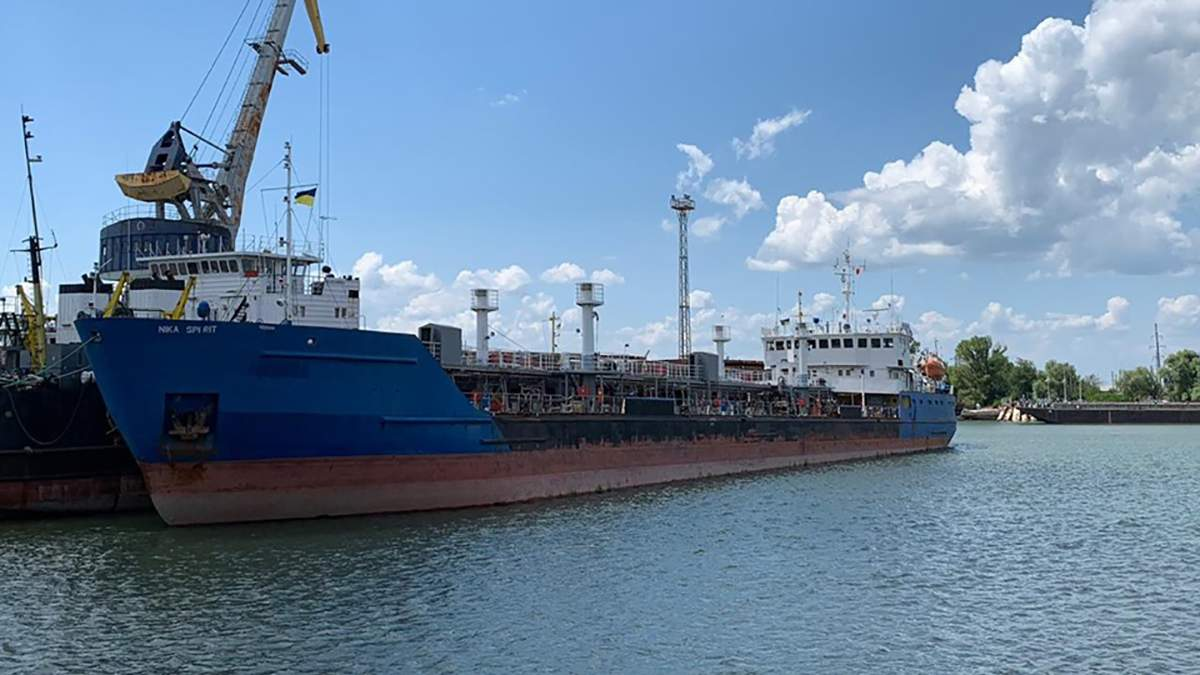 Прикордонники затримували танкер NEYMA під іншою назвою
