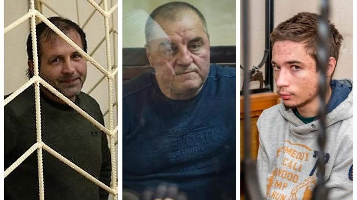 К Балуху, Бекирову и Грибу допустят независимых врачей