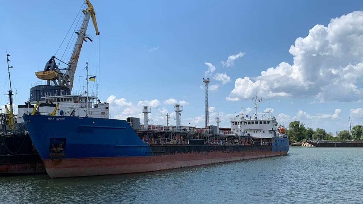 В офисе компании-владелицы NEYMA устанавливают причины отправления судна в Украину