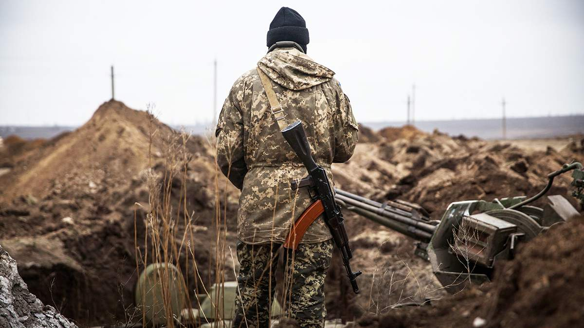 Потери Украины за период предыдущего перемирия на Донбассе, стартовавшего в марте