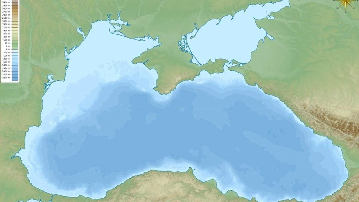 Морские конфликты между Россией и Украиной