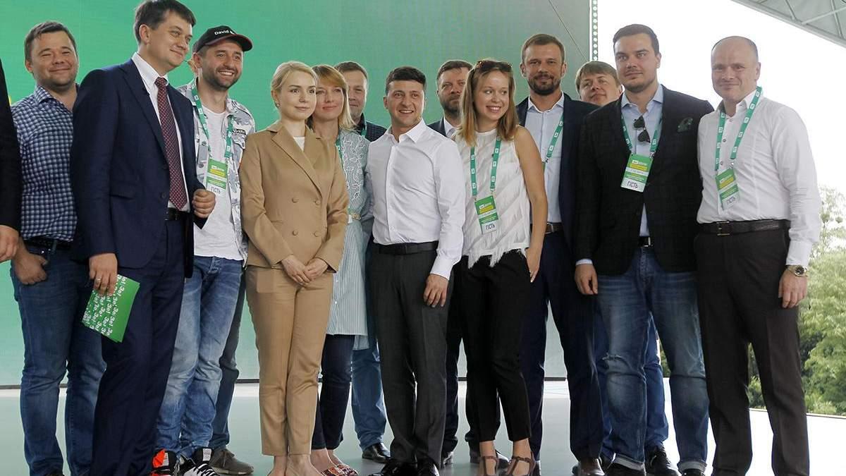"""Монокоаліція у Верховній Раді: що обіцяла партія """"Слуга народу"""" та хто стане прем'єром - 26 июля 2019 - 24 Канал"""