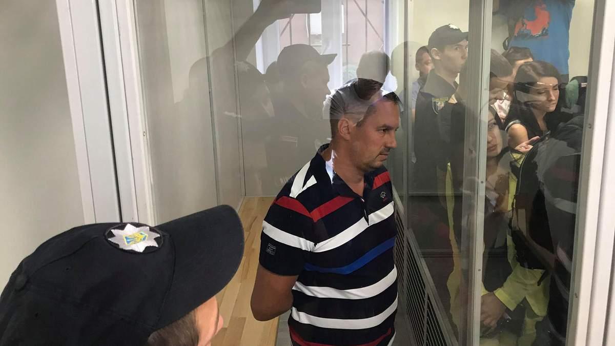 Обрання запобіжного заходу екс-начальнику поліції Головіну: що вимагає прокуратура