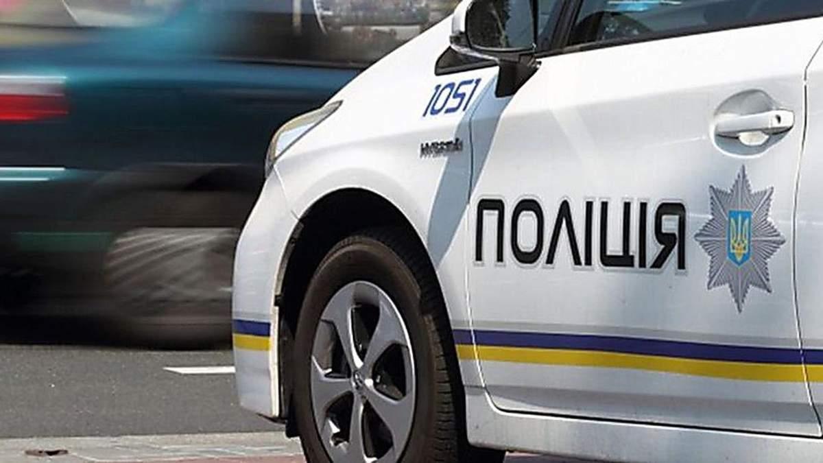 Поліцейська погоня з перестрілкою під Києвом та затримання озброєних іноземців