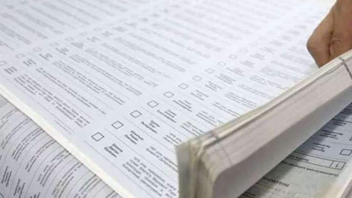 ЦВК поскаржилася до НАЗК на 4 партії через порушення використання грошей на виборах
