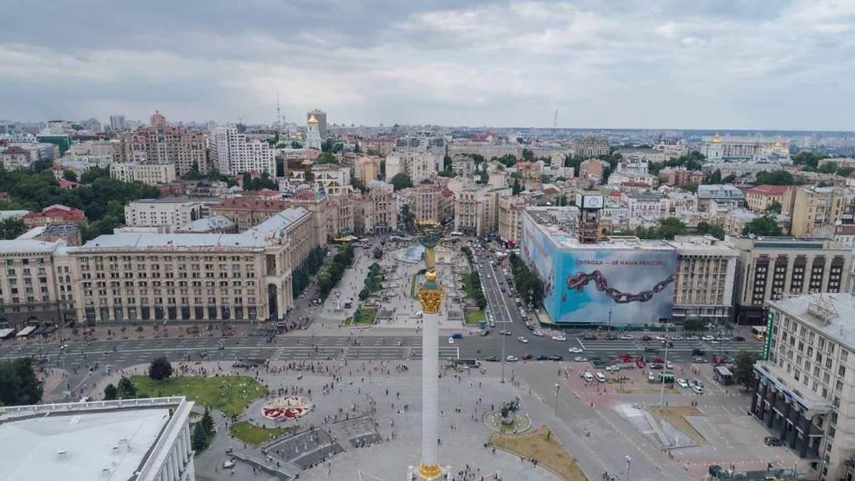 В Киеве ограничили движение через крестный ход: какие улицы перекрыли