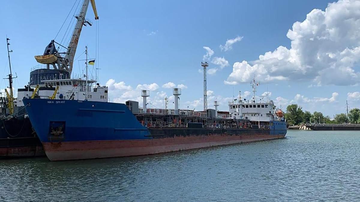 Владелец танкера NEYMA утверждает, что не знал об уголовном деле против судна в Украине