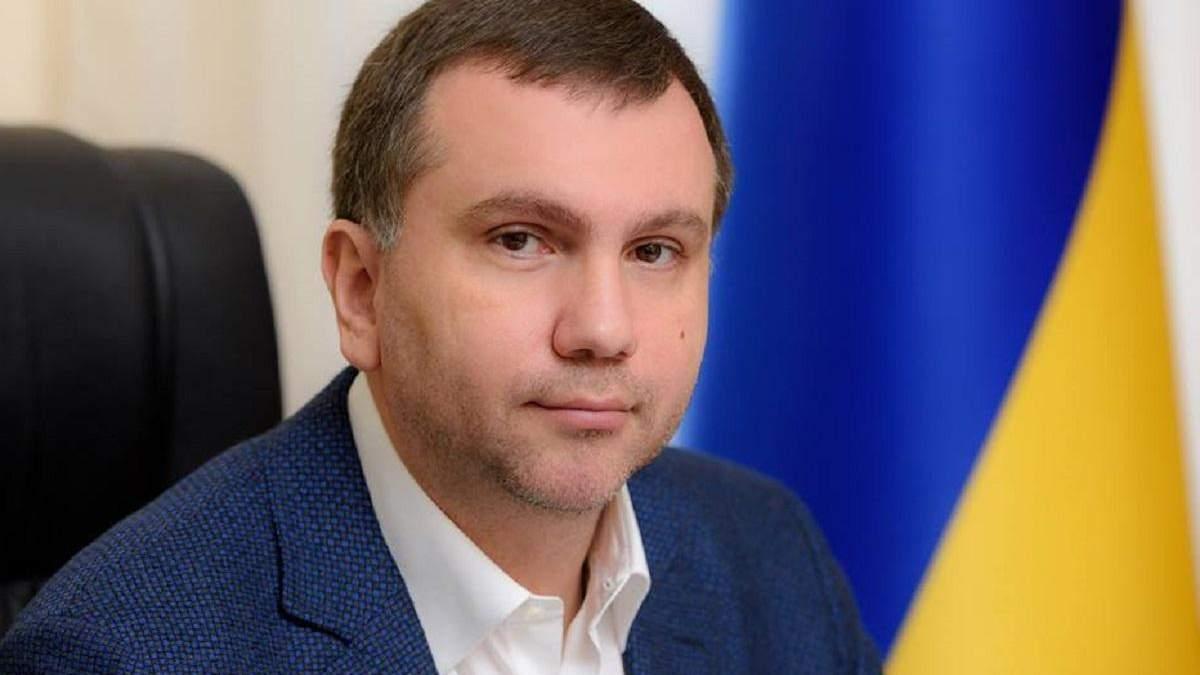 Глава Окружного админсуда Павел Вовк