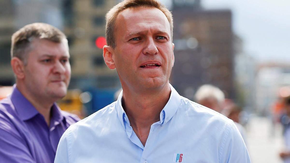 Навальний в лікарні – загадкове отруєння Навального
