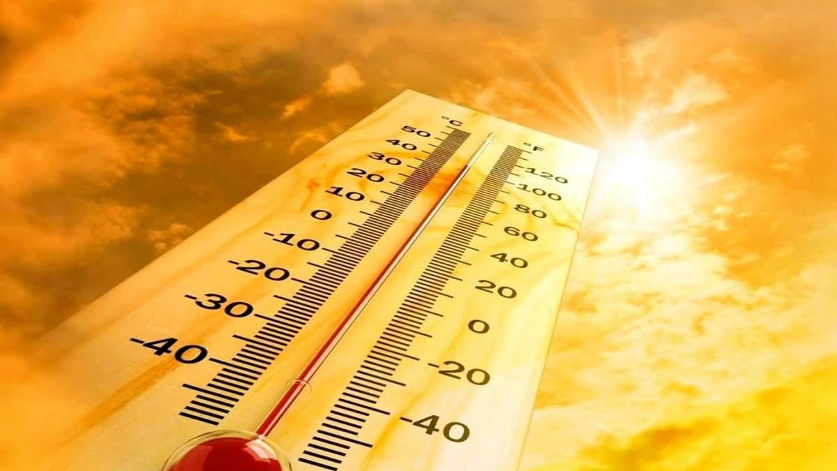 Спека у Європі