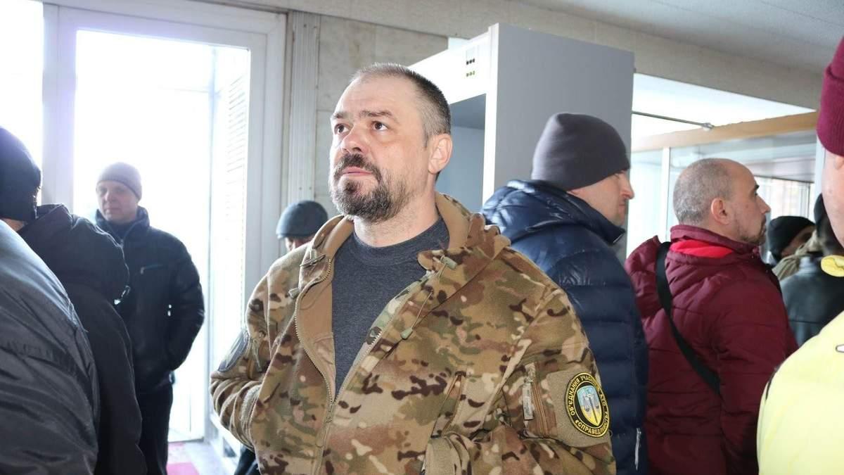 """Віталій Олешко """"Сармат"""""""