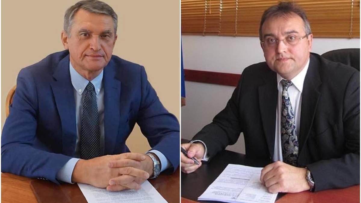 Шамшур і Надоленко є ймовірними кандидатами на посаду посла України в США
