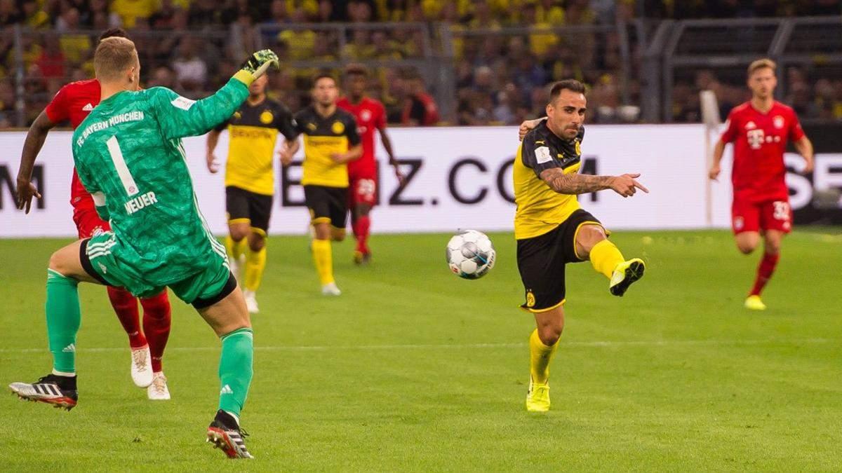 Боруссія – Баварія: огляд і рахунок матчу 3 серпня 2019 ▷ Суперкубок Німеччини
