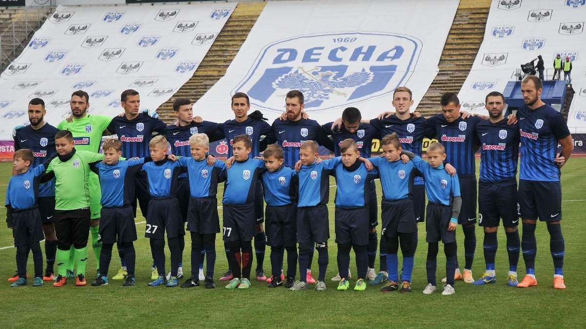 Десна – Ворскла: огляд матчу 3 серпня 2019 УПЛ 2019