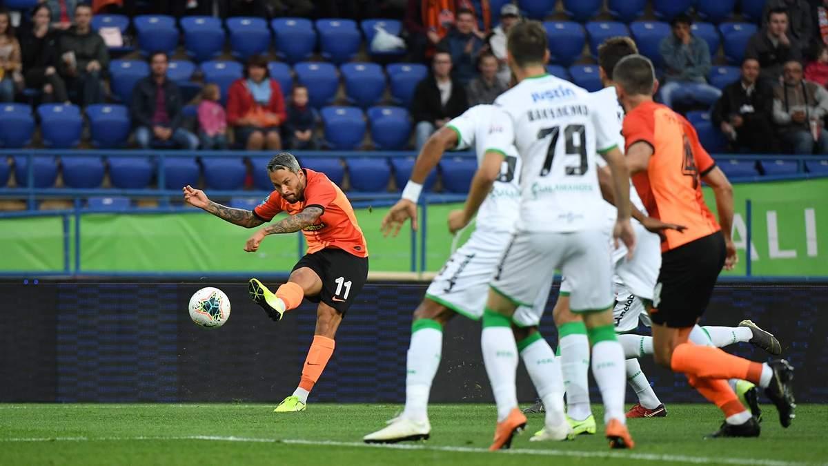 Шахтар – Карпати: огляд матчу 4 серпня 2019 УПЛ 2019