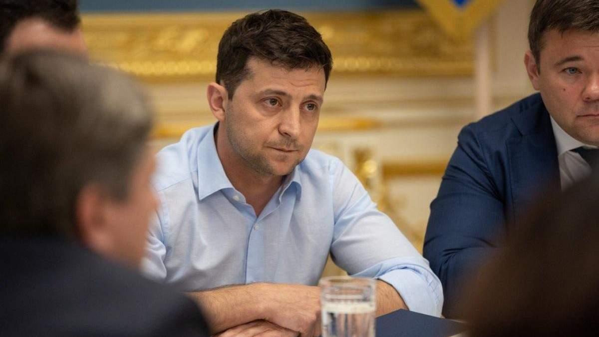 """Президент Зеленский поручил до конца года внедрить проект """"еМалятко"""""""
