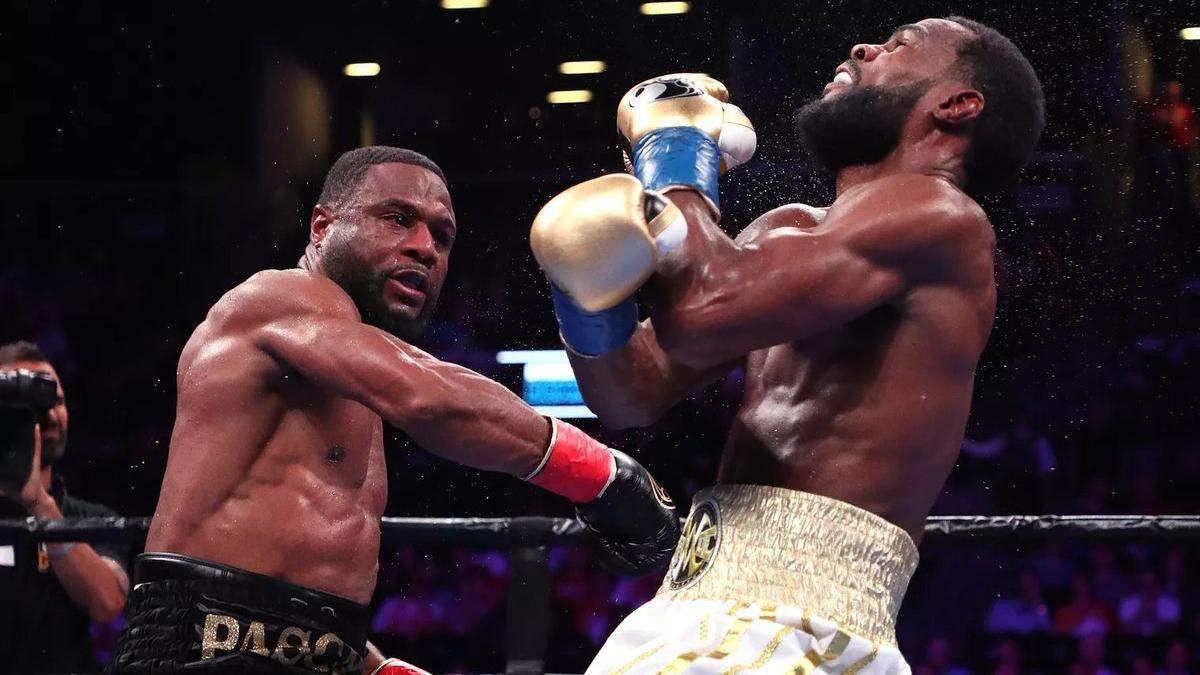 Паскаль у видовищному бою переміг Брауна
