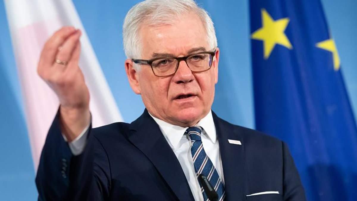 Польща нагадала в Радбезі ООН про агресію Росії проти України
