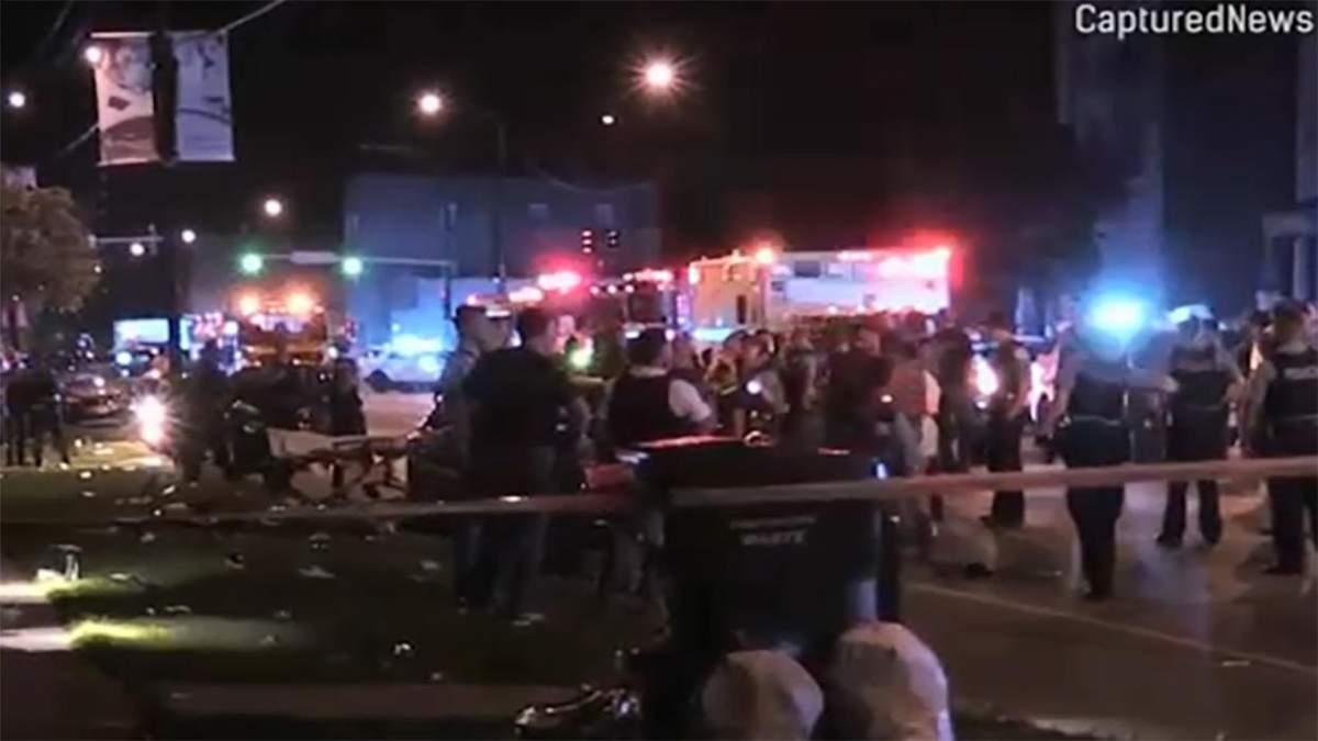 Стрілянина у Чікаго
