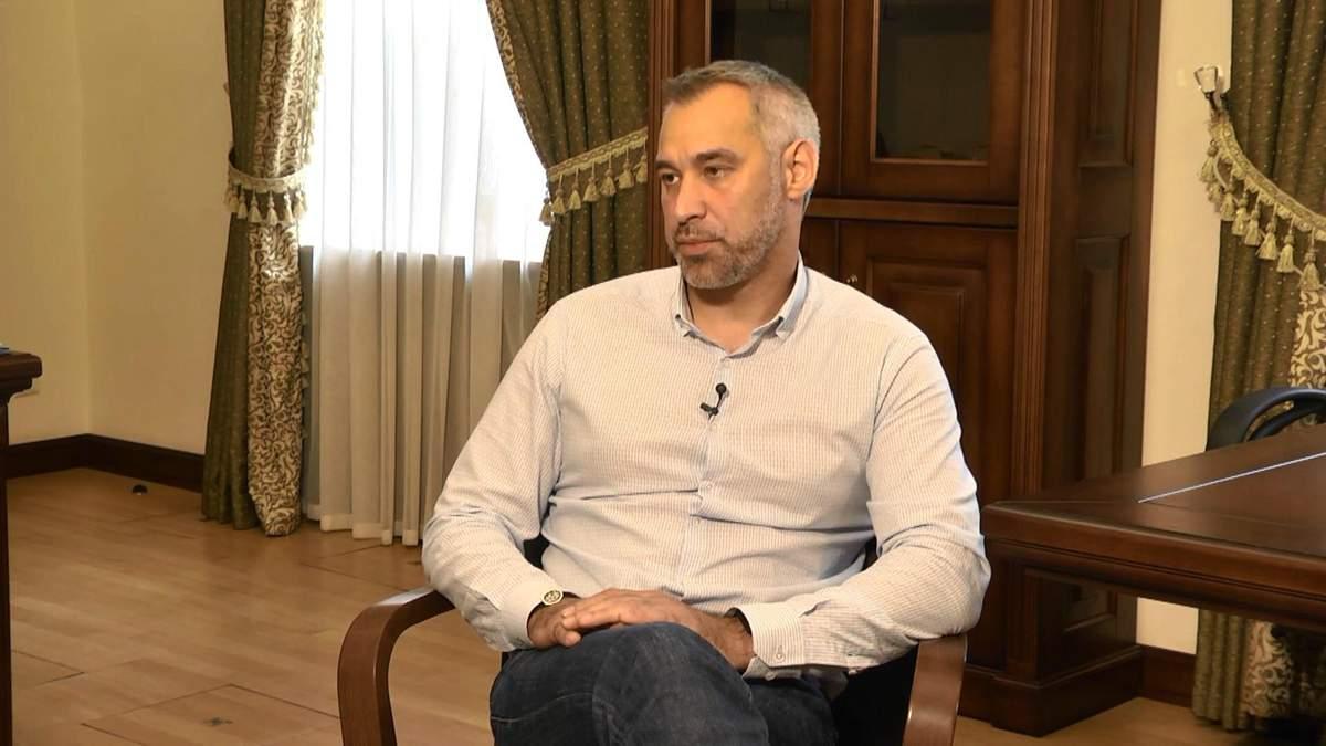 О кресле генпрокурора, кардинальных изменениях в судебной системе: интервью Рябошапки  24 каналу