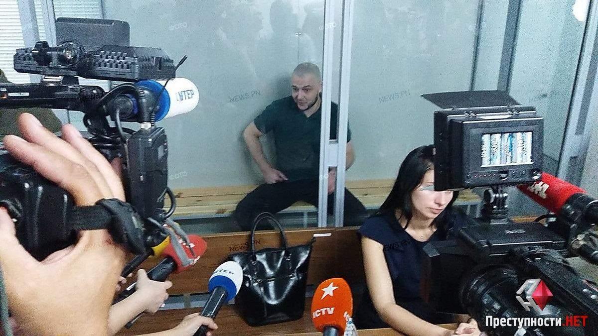 Суд не смягчил наказание убийцы Оксаны Макар Краснощеку