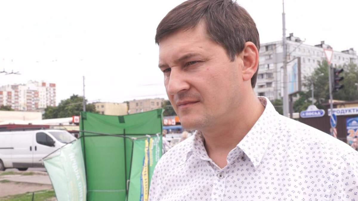 """Майбутній нардеп від """"Слуги народу"""" фінансував партію Мураєва, – ЗМІ"""