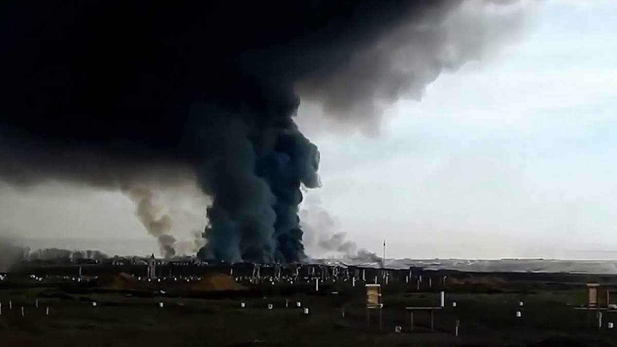 Вибух в Росії, Архангельск 9 серпня 2019 – витік радіації та 15 поранених