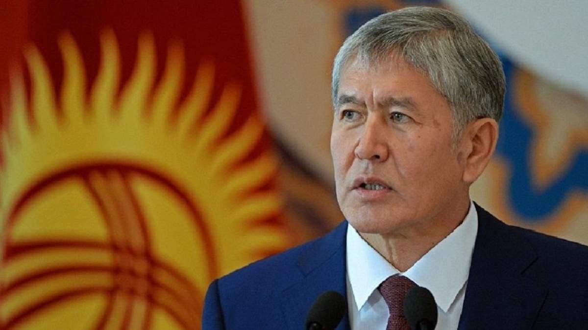 Алмазбек Атамбаев – биография экс-президента Киргизии